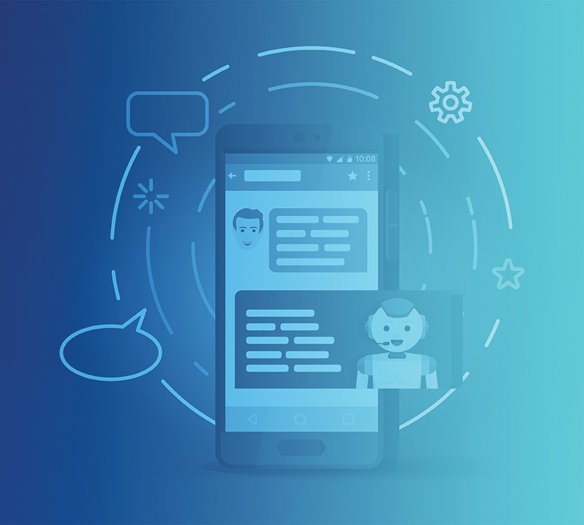 AI, Chatbots and New Value in Contact Centers - Upstream Works