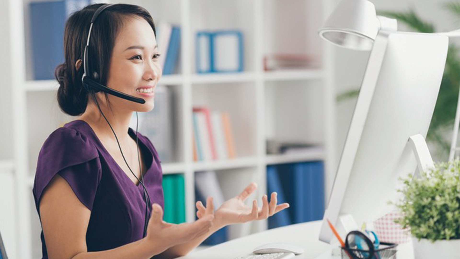 contact center remote collaboration