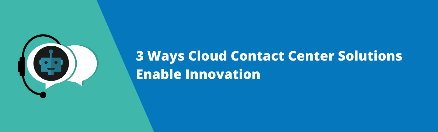 Banner image of Contact Center Solutions