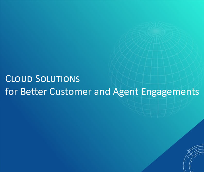 Banner image for cloud contact center