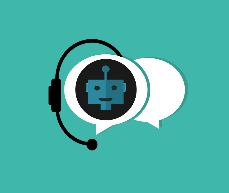 Robot Image for contact center solutions